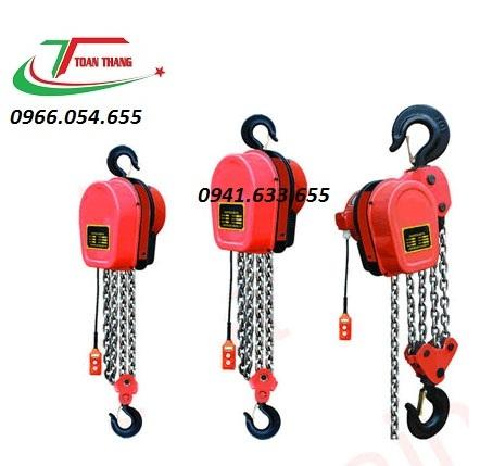 Palang xích điện DHP/380v 3T/6M